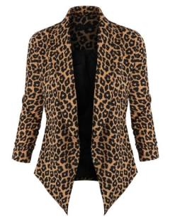 animal-print-blazer