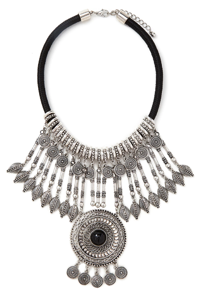 forever-21-medallion-statement-necklace