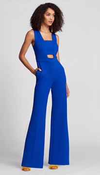 NY&C_ Gabrielle Union Collection – Cut Out Jumpsuit