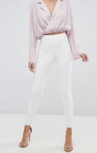Missguided Cigarette Pants