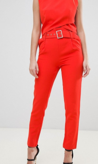 Morgan X Georgia May Jagger Tailored Pants
