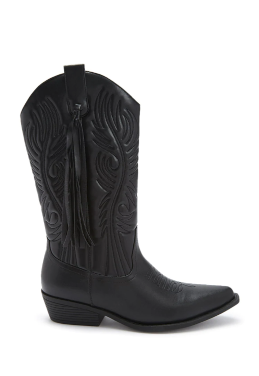 Forever 21 Cowboy Boots