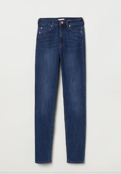 Basic Blue Jeans